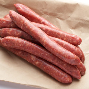 lamb-sausages