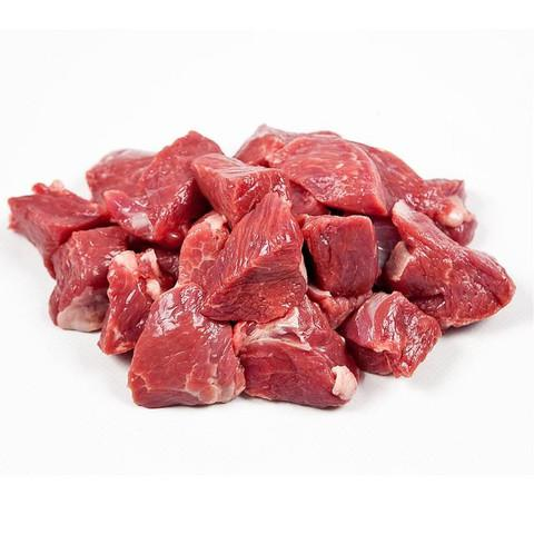 Lamb cubes (bone-in and fat trimmed) - 500g