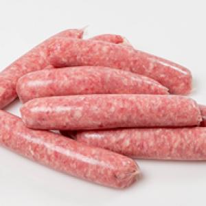 lamb-sausages